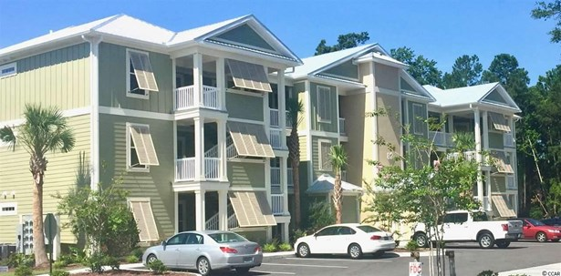 Low-Rise 2-3 Stories, Condo - Pawleys Island, SC