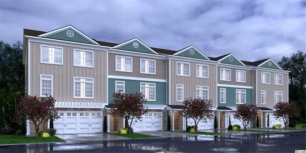 Townhouse, Low-Rise 2-3 Stories - Murrells Inlet, SC