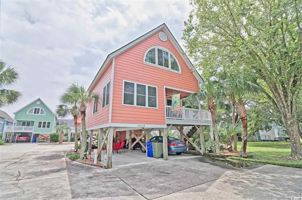 DETACHED WITH HPR, Raised Beach - Surfside Beach, SC (photo 1)