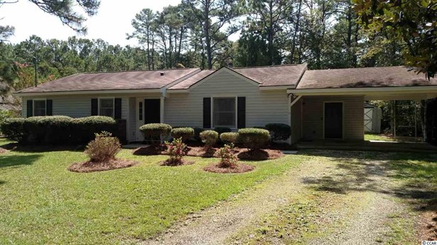 Ranch, Detached - Pawleys Island, SC (photo 1)