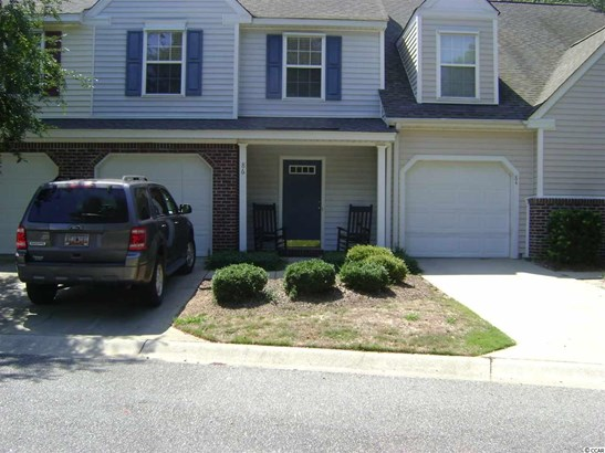 Townhouse, Low-Rise 2-3 Stories - Pawleys Island, SC (photo 1)