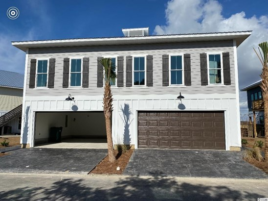 Townhouse, Low-Rise 2-3 Stories - Pawleys Island, SC