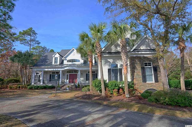 Traditional, Detached - Pawleys Island, SC