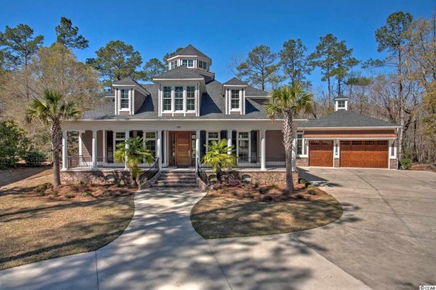 Contemporary, DETACHED - Murrells Inlet, SC (photo 1)