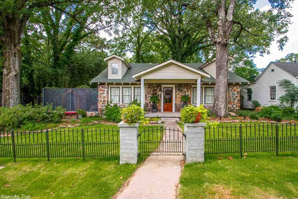 Bungalow/Cottage,Craftsman,Traditional, Detached - Little Rock, AR