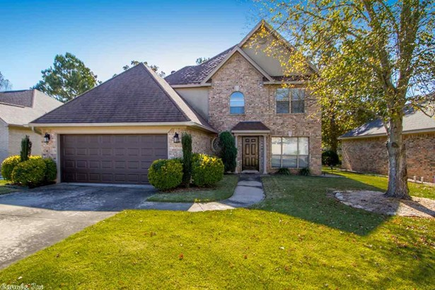 Traditional, Detached - Maumelle, AR