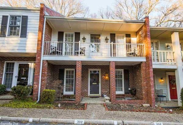 Traditional, Condo/Townhse/Duplex/Apt - Little Rock, AR