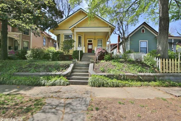 Victorian,Bungalow/Cottage, Detached - Little Rock, AR (photo 1)