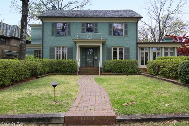 Traditional, Detached - Little Rock, AR (photo 1)
