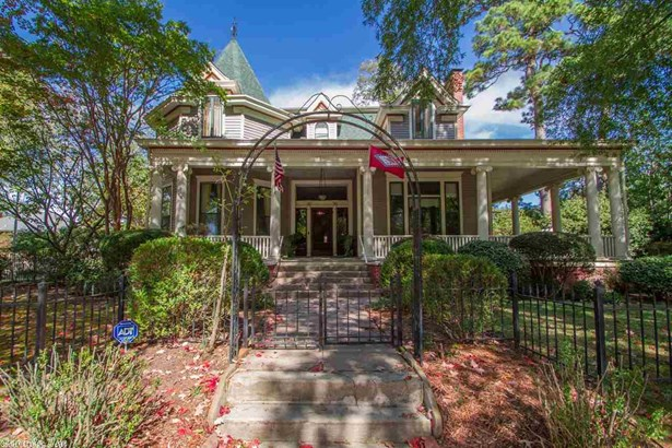 Colonial,Other (see remarks), Detached - Little Rock, AR (photo 1)