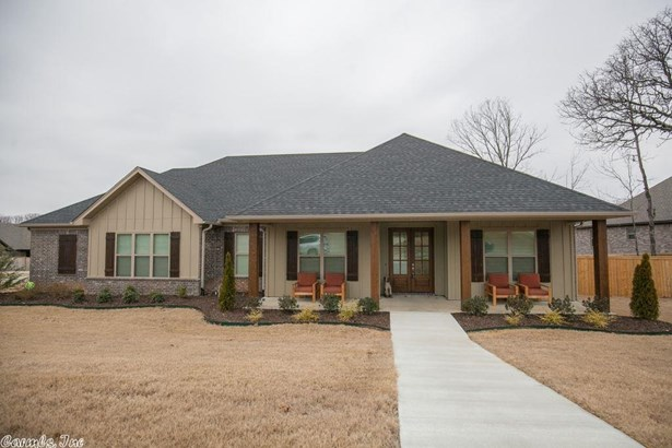 Traditional, Detached - Sherwood, AR (photo 1)