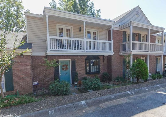 Traditional, Condo/Townhse/Duplex/Apt - Little Rock, AR (photo 2)