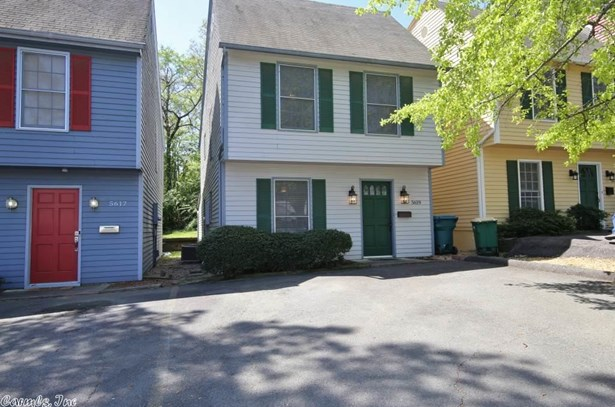 Traditional,Colonial,Townhouse, Detached - Little Rock, AR (photo 2)