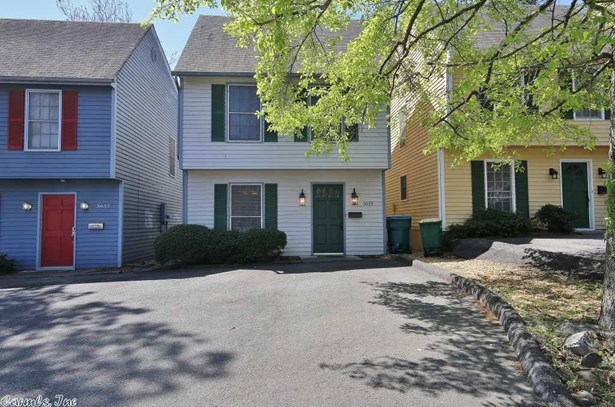 Traditional,Colonial,Townhouse, Detached - Little Rock, AR (photo 3)