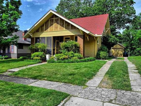 Detached, Bungalow/Cottage,Craftsman - Little Rock, AR (photo 1)
