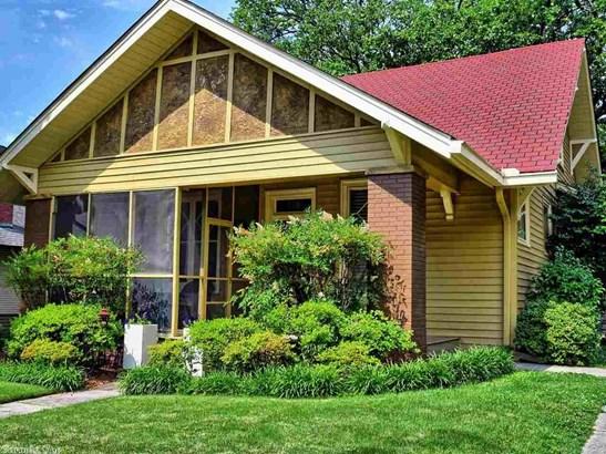 Detached, Bungalow/Cottage,Craftsman - Little Rock, AR (photo 2)