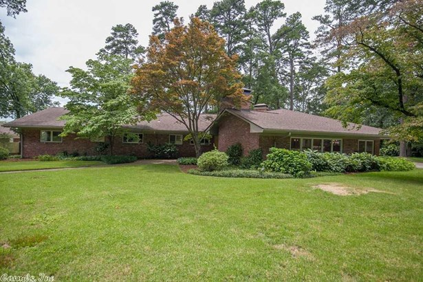 Traditional,Contemporary,Ranch, Detached - Little Rock, AR (photo 1)