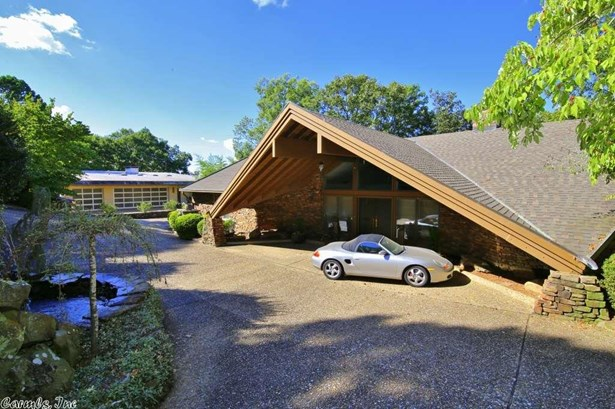 Traditional,Contemporary, Detached - Little Rock, AR