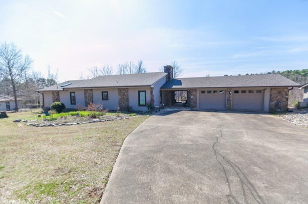 Ranch, Detached - Little Rock, AR (photo 2)