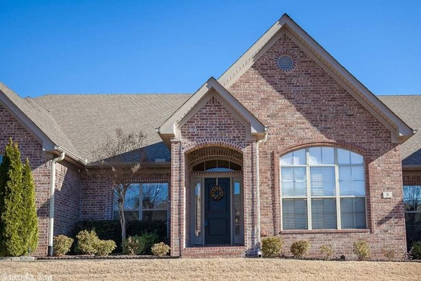 Patio Home, Traditional - Little Rock, AR (photo 1)