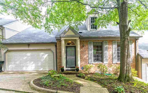 Traditional, Condo/Townhse/Duplex/Apt - Little Rock, AR