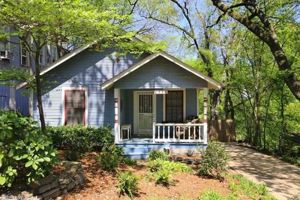 Bungalow/Cottage, Detached - Little Rock, AR (photo 1)