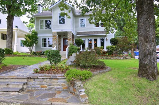 Traditional,Craftsman, Detached - Little Rock, AR (photo 1)