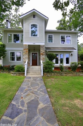 Traditional,Craftsman, Detached - Little Rock, AR (photo 2)