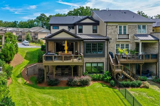 Townhouse, Craftsman,Townhouse,Traditional - Roswell, GA