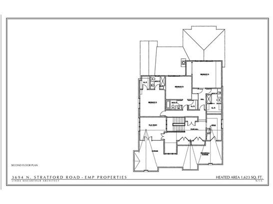 Residential Detached, Cottage,European - Atlanta, GA (photo 3)