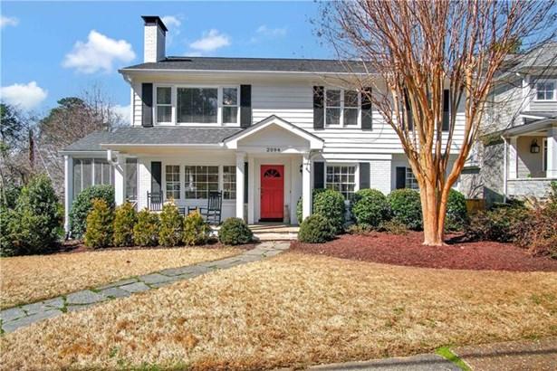 Colonial,Traditional, Single Family Residence - Atlanta, GA