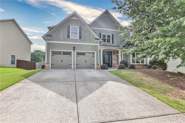 Single Family Residence, Craftsman - Cumming, GA
