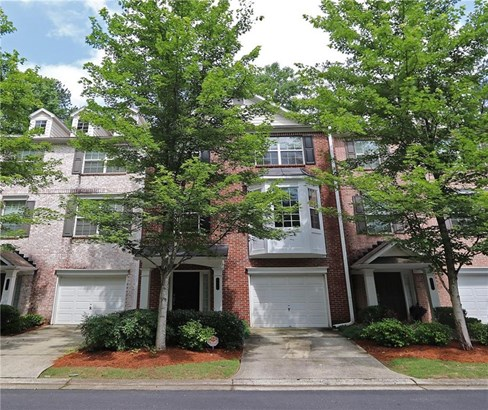 Townhouse, Townhouse,Traditional - Sandy Springs, GA (photo 1)