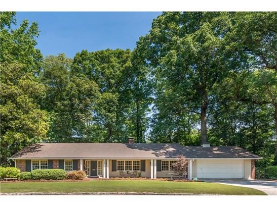 Ranch,Traditional, Residential Detached - Atlanta, GA (photo 1)