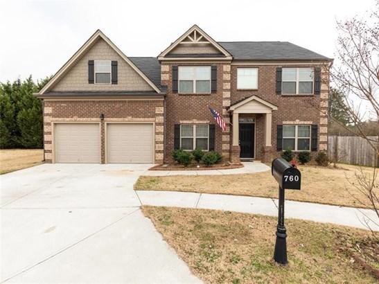 Single Family Residence, Traditional - Loganville, GA