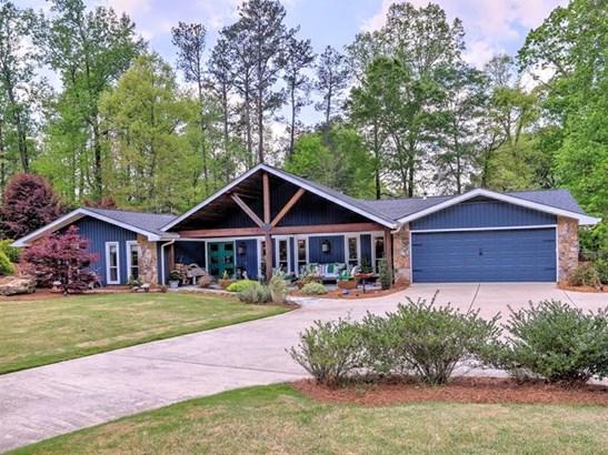 Single Family Residence, A-Frame,Ranch - Marietta, GA