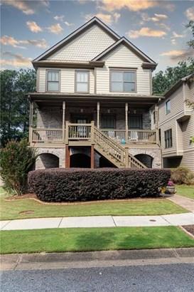 Craftsman,Traditional, Single Family Residence - Smyrna, GA
