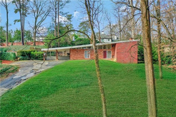 Single Family Residence, Contemporary/Modern - Atlanta, GA