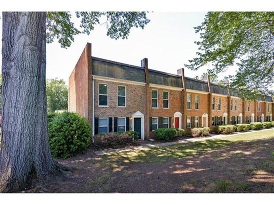 Townhouse,Traditional, Built as Townhouse - Atlanta, GA (photo 1)