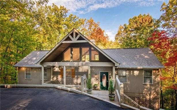 Ranch,Rustic, Single Family Residence - Jasper, GA