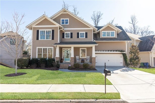 Single Family Residence, Craftsman - Atlanta, GA