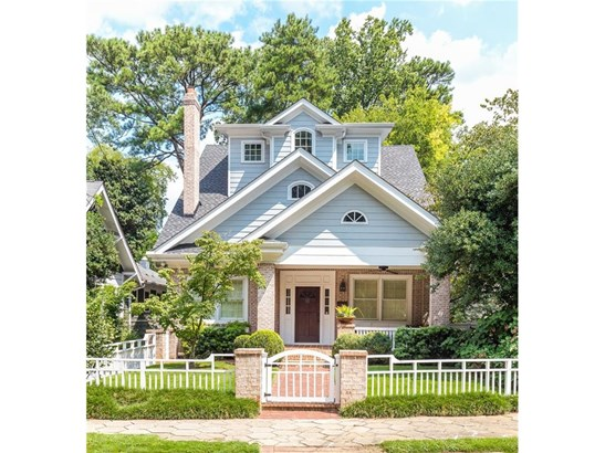Craftsman,Traditional, Residential Detached - Atlanta, GA (photo 1)