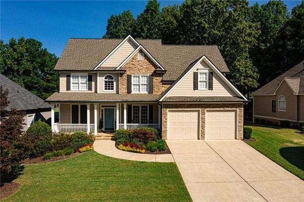 Single Family Residence, Traditional - Acworth, GA