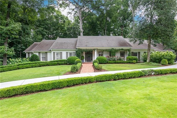 Ranch,Traditional, Single Family Residence - Atlanta, GA