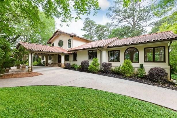 European,Ranch, Residential Detached - Marietta, GA (photo 1)