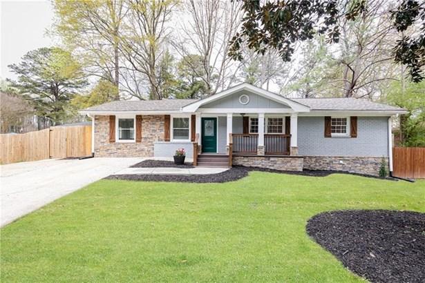 Single Family Residence, Ranch - Smyrna, GA