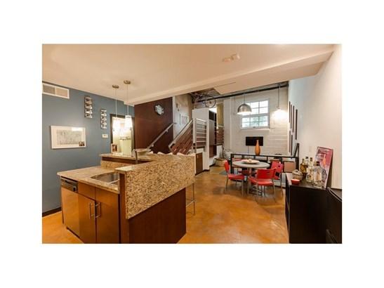 Contemporary/Modern,Loft, Conversion - Atlanta, GA (photo 2)