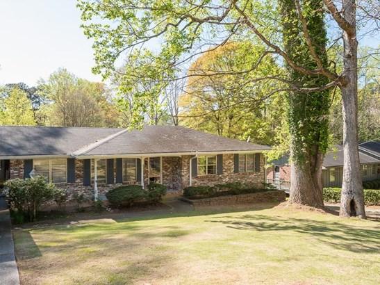 Ranch,Traditional, Residential Detached - Marietta, GA (photo 1)