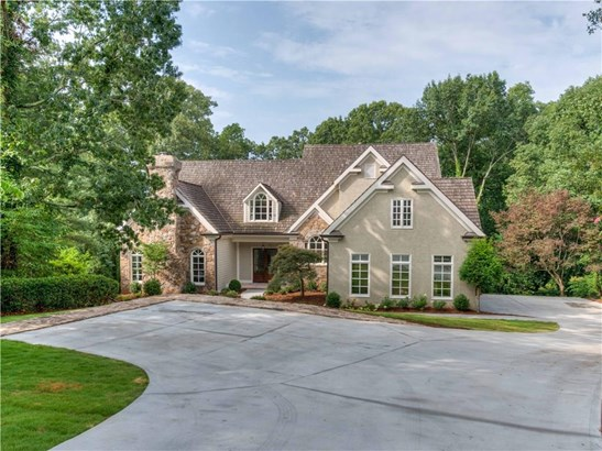 Residential Detached, Traditional - Sandy Springs, GA (photo 3)