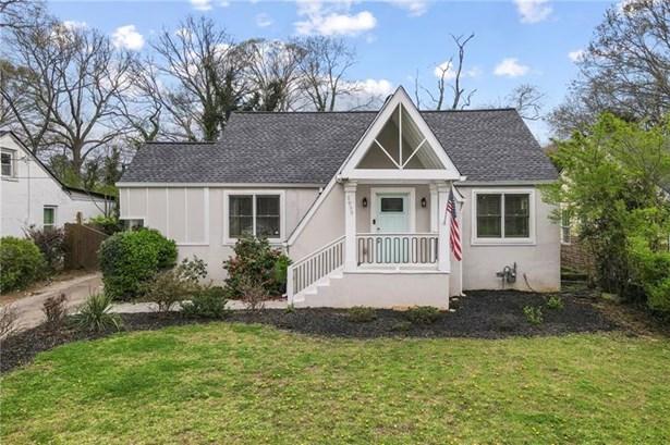 A-Frame,Bungalow, Single Family Residence - Atlanta, GA